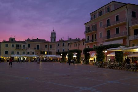 Italská slovíčka - Ve městě