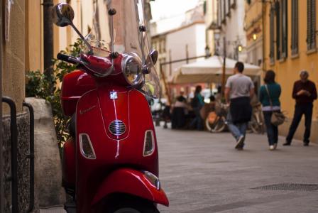 Spojky podřadící v italštině