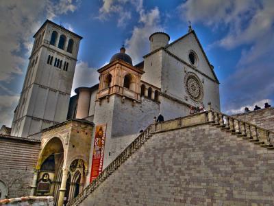 Italština úroveň A1 - San Francesco