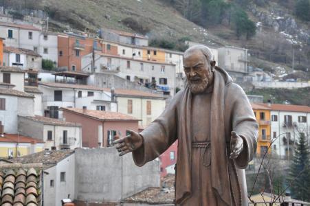 Poslechové cvičení III. - Padre Pio