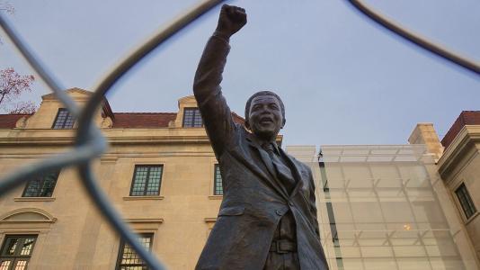 Poslechové cvičení V. - Nelson Mandela