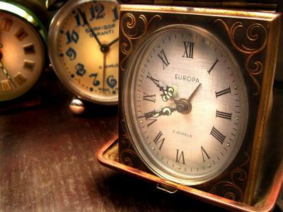 Čas - il tempo