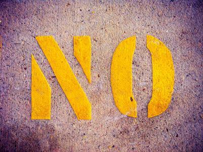18 způsobů, jak říct v italštině NE