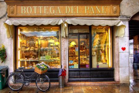 Italská slovíčka - Názvy míst a služeb ve městě